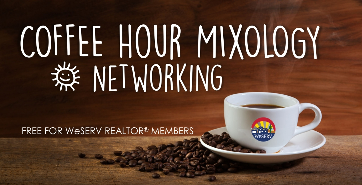 Coffee Hour Mixology & Networking